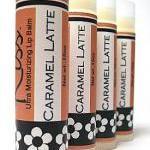 Caramel Latte LipBalm, Coffee flavo..